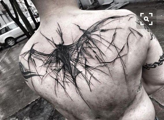 Tattoo  Scratches