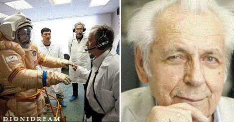 Il professore Ivan Neumivakin era il capo del programma di risanamento…
