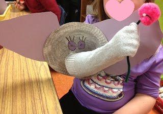 Dr. Seuss Craft for Kids. Horton Hears a Who.