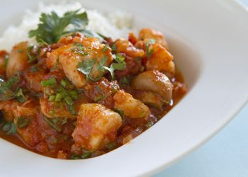 Red Curry & Lime Hoki.  Warm up those cooler nights with this yummy fish curry.