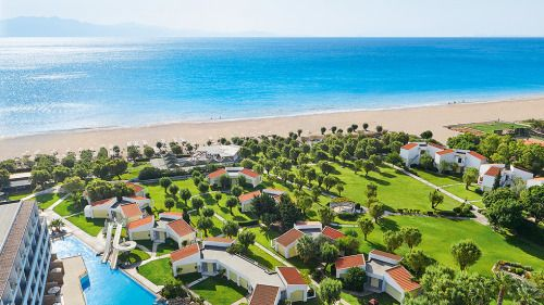 Luxury resorts in Rhodes island #rhidisroyal #rhodosroyalgrecotel #grecotel…