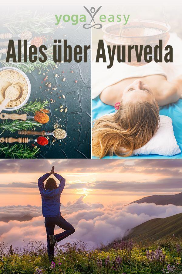 Alles über Ayurveda für Yogis – Annelina Waller