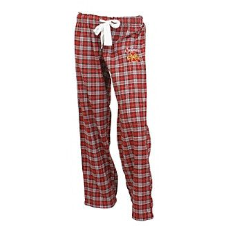 College Concepts NCAA® Iowa State Cyclones Women's Ovation Flannel Pants