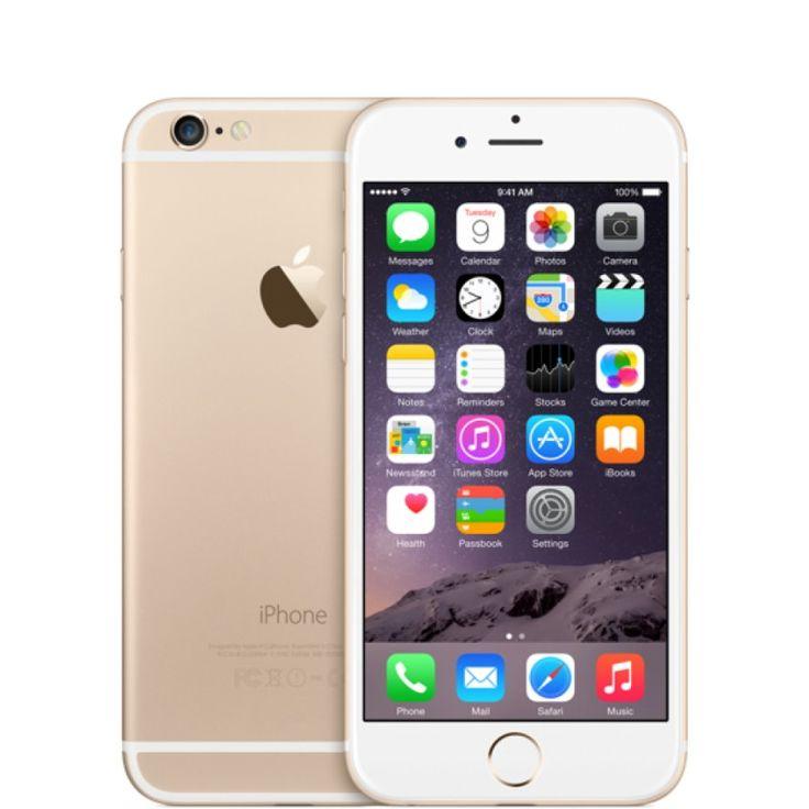 APPLE IPHONE 6 128GB GOLD GARANZIA EUROPA  € 895,00  !!!