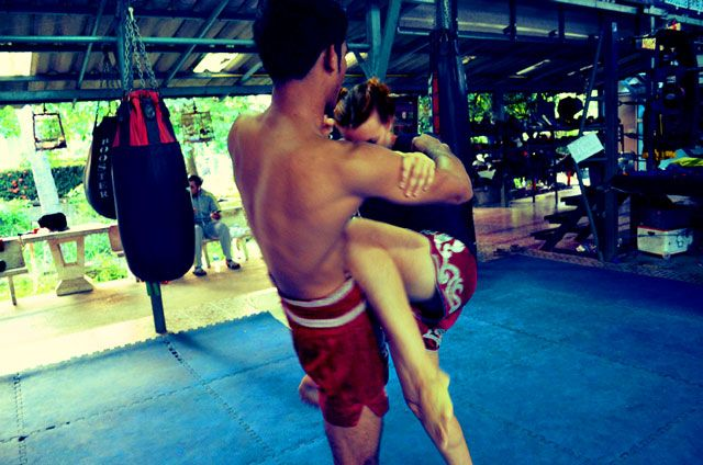 The Perils Of Dating Your Trainer: Training Fulltime In Bangkok