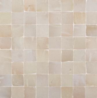 Cream Zelliges -  zelliges zijn zo mooi als backsplash in keuken... geeft een hele chique en authentieke feel aan een strakke witte keuken.