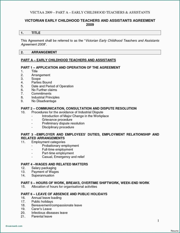 30 Substitute Teacher Resume Example (With images