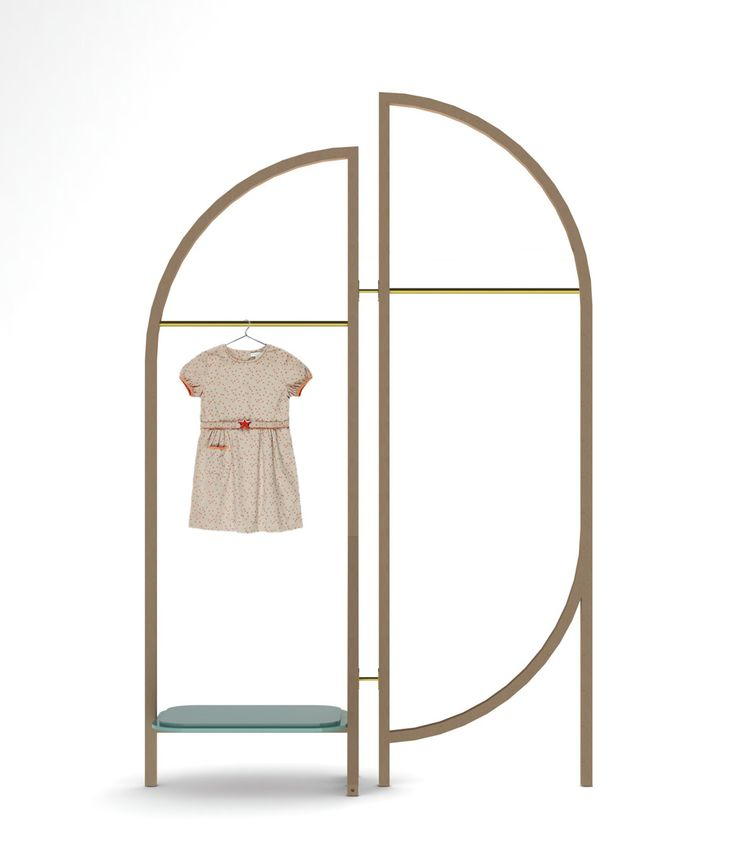 661 best retail rack design images on pinterest retail for Mobilier enfant