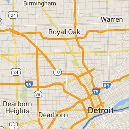 New Detroit Bars and Restaurants