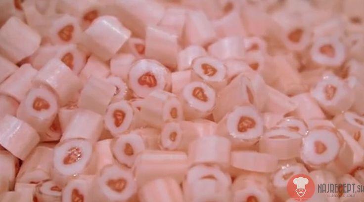 Videonávod | Ako sa pripravujú domáce cukríky