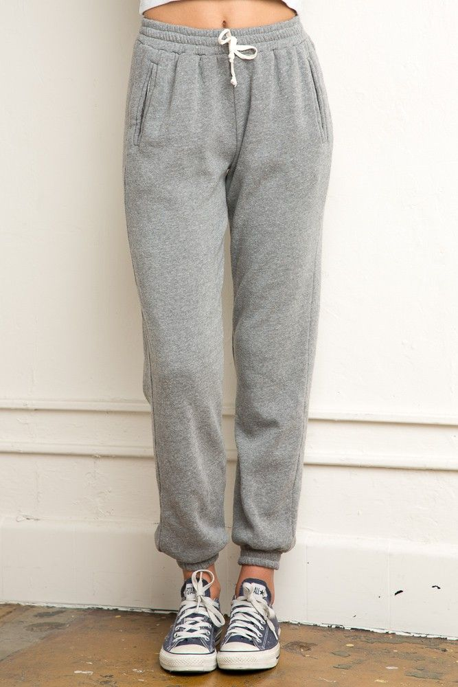 Brandy Melville Rosa Sweatpants Clothing Cozy