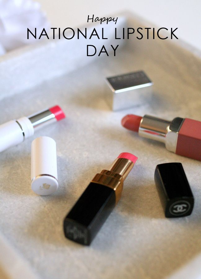 Tall Girl's Fashion // National lipstick day