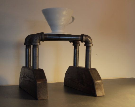 Pour Over Coffee Stand/Station- Custom Made