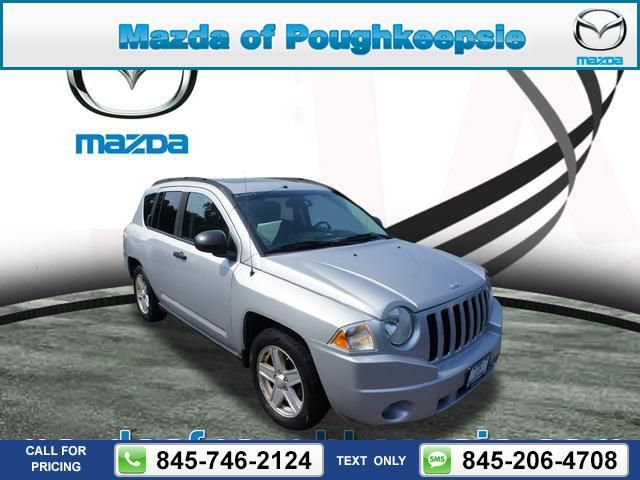 2007 Jeep Compass Sport/  BUDGET BUSTER!!!! 138k miles Call for Price 138567 miles 845-746-2124 Transmission: Automatic  #Jeep #Compass #used #cars #MazdaofPoughkeepsie #Poughkeepsie #NY #tapcars