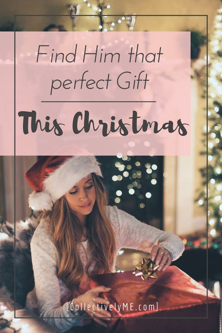 Find the Perfect Gift for him this Christmas. I have five gift ideas you may not have thought of for the guy who says he has everything. Chistmas gift ideas, Gifts for him, gift ideas, christmas presents, happy, cool gift ideas Collectivelyme.net #giftideas #giftsforhim #christmasgifts #christmas #birthday #inspired