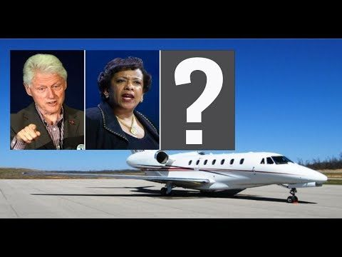 "(28) ""Pilot Who Heard Every Word of Clinton/Lynch Secret Meeting Breaks His Silence"" - Now Dead! - YouTube"
