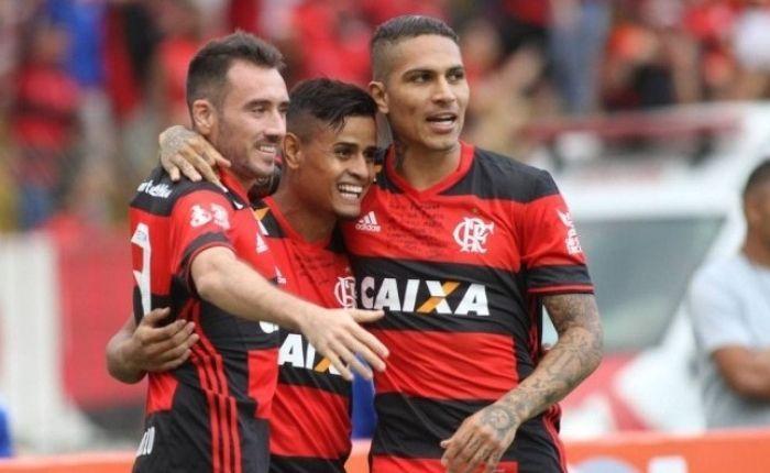 Mercado da bola: Palmeiras tem interesse em jogador do Flamengo: Palmeiras demonstra interesse na contratação de jogador do Flamengo para a…