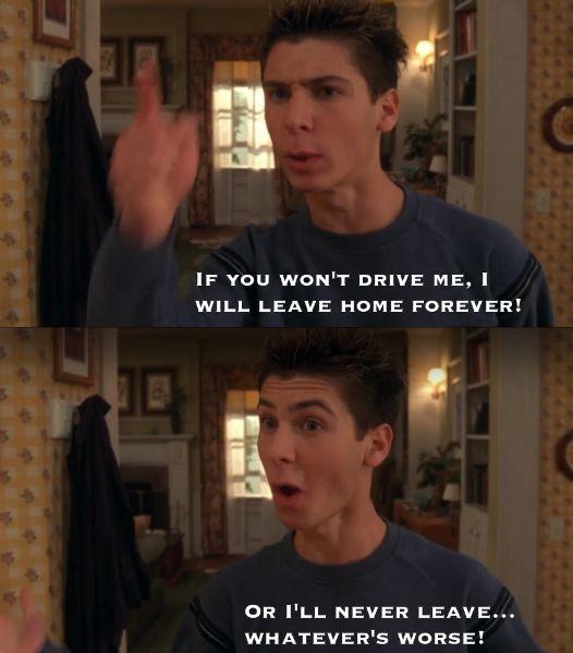 Malcolm in the Middle. @Andrea Peterson-I made this for you!