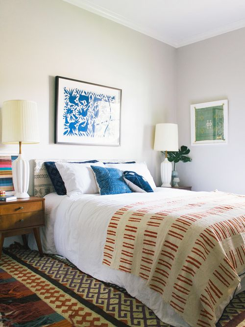 SPICE UP YOUR BEDROOM WITH ART AND TEXTILES FROM ST. FRANK ...