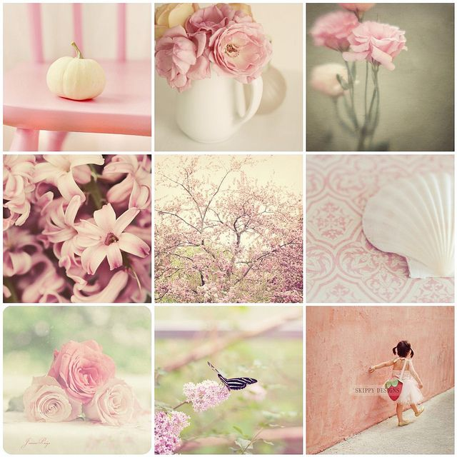 Moodboard Pink  dream