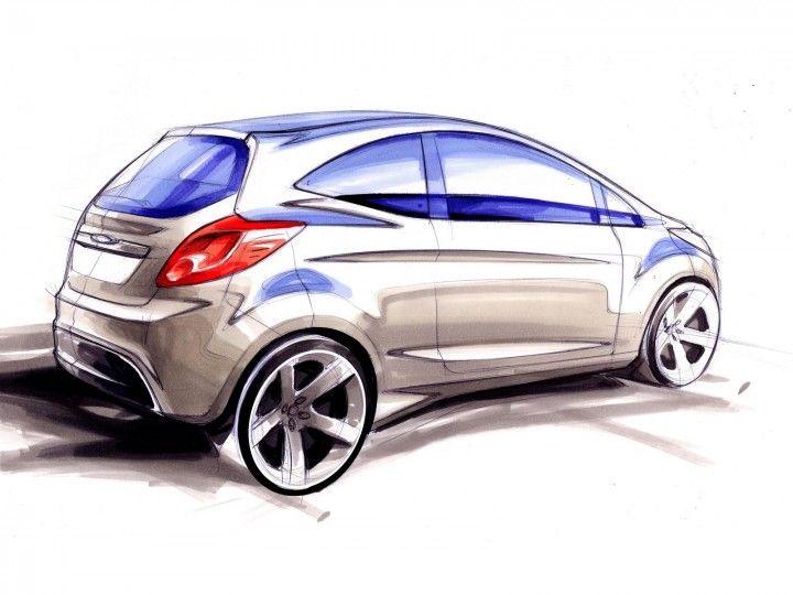 Ford Ka: the design