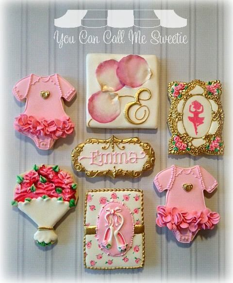 You Can Call Me Sweetie. This woman makes cookies that blow my mind.