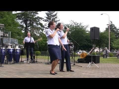 Vacation of the Love 恋のバカンス / U.S Airforce Band Japanese Cover - YouTube