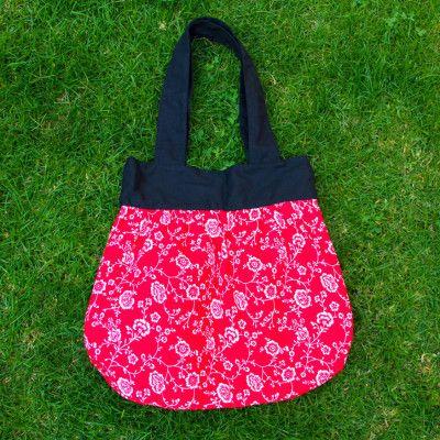 Bolso de Lona    www.101ideas.cl  More Info: info@101ideas.cl  facebook.com/tienda101ideas  twitter: @ideas_101