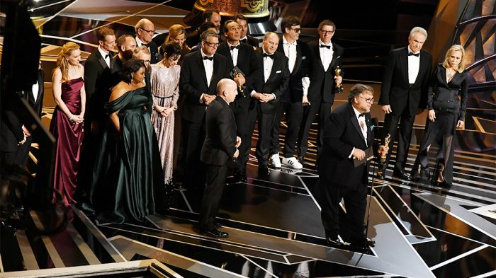Live viewership of the 90th annual Academy Awards ceremony was down significantly from the 2017 telecast, according to preliminary Nielsen ratings for ABC's nearly four-hour telecast. The 8 p…