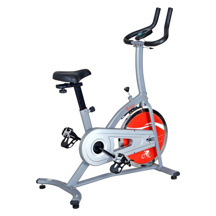Sunny Health & Fitness Indoor Cycle Trainer | from hayneedle.com