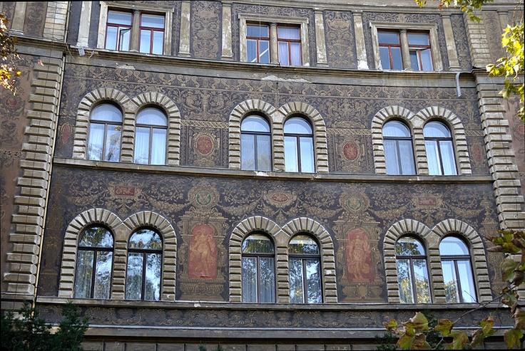 wikipedia.hu  Budapest building at Kodály Körönd