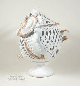 Tutti gli oggetti in ceramica artigianale in vendita sul sito.