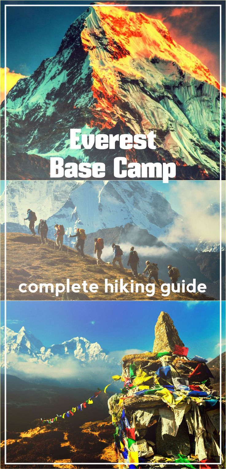 Ultimate guide to hike Everest Base Camp without a guide or porter. How to prepare, how to get to Lukla, where to stay, where to eat, packing gear, budget, how to prevent altitude sickness, how to walk get from Lukla to Kathmandu, plus video. All you need to know to plan your trip.