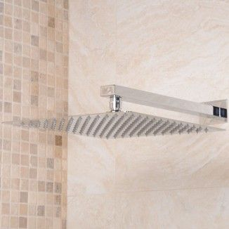 50% of ultra thin designer wall shower heads