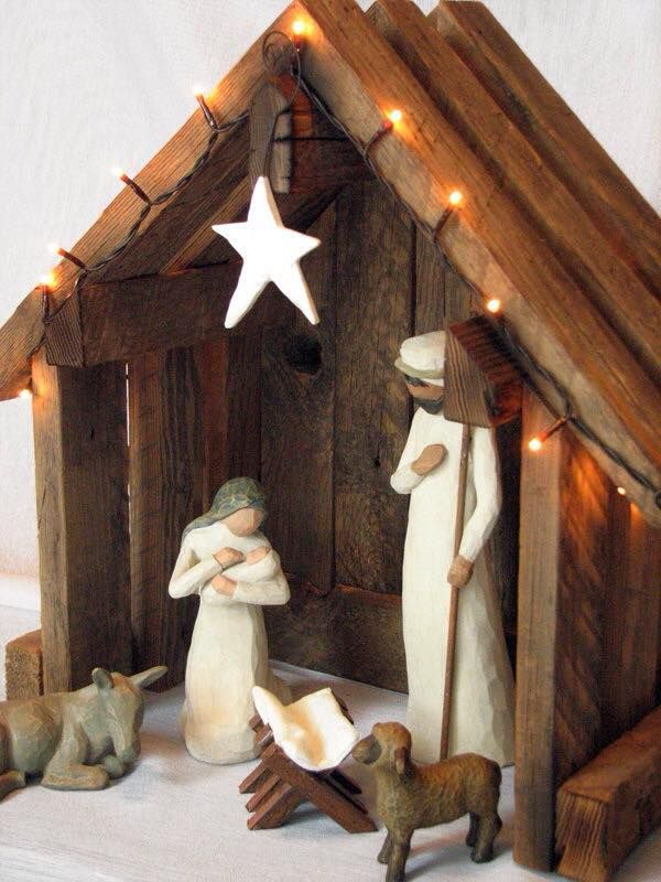 54 Best Willow Tree Nativity Images On Pinterest