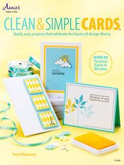 Card Paper Crafts - Clean & Simple Cards - #701049