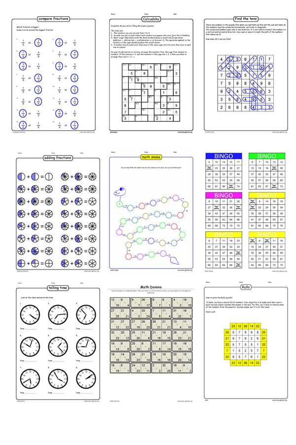 The Best Free Math Worksheet Generators For Creating Great Printable Worksheets Your Stude Free Printable Math Worksheets Math Worksheets Free Math Worksheets