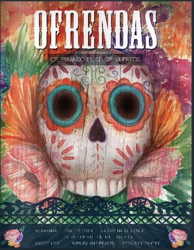 Free eBook: Ofrendas — Celebrando el Día de Muertos. I can't wait to share this with all of my teacher friends and students. ¡Mil gracias!
