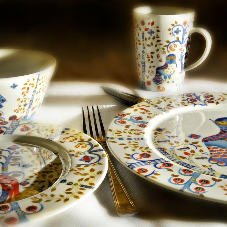 Iitala - Taika Dinnerware Collection