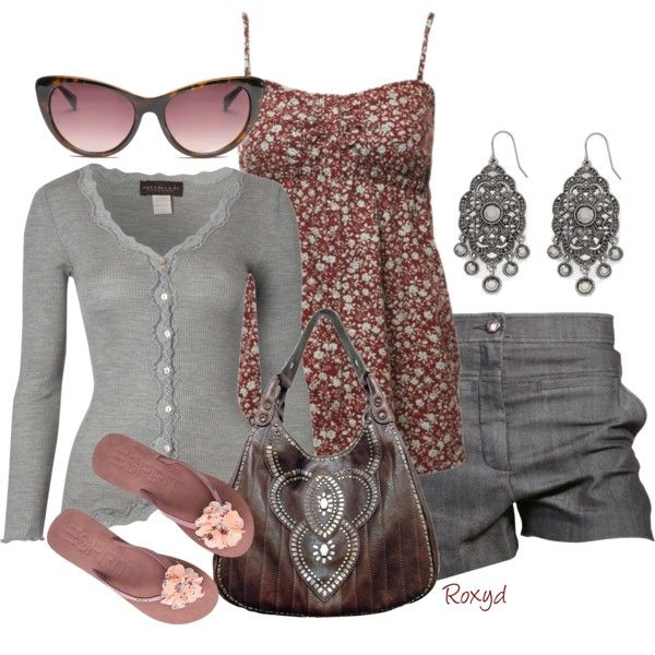 Cute Tank, Created By Roxyd On Polyvore