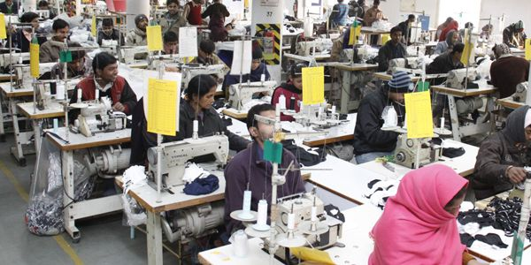 Asian Apparels setting up new garment factory. #garmentfactory