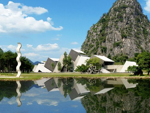 Interested in the #Contemporary side of #China? #travel http://sublimechina.com/discover-unique-style-comtemporary-china/