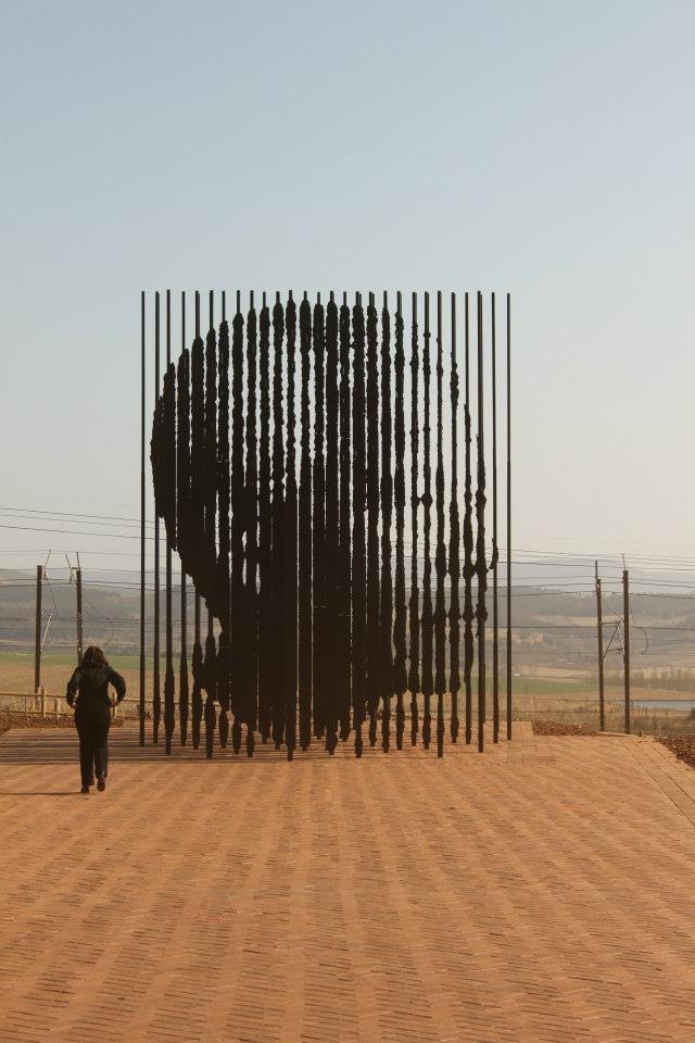 Nelson Mandela monument, Midlands
