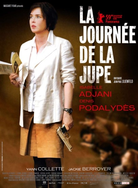 La journée de la jupe - Jean-Paul Lilienfeld (2008). #movies #bestmovies #films
