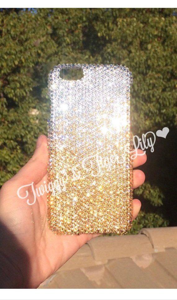 076ca6dbd6c iPhone XS case | Twiggy & Tiger Lily | Swarovski crystals, Swarovski ...
