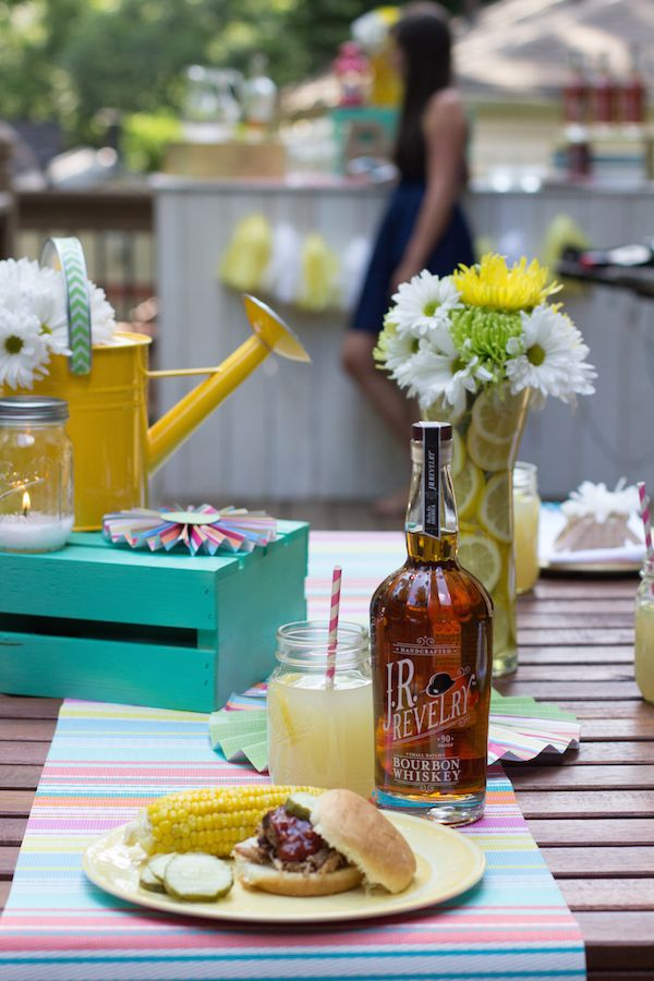 Celebrate Summer with 4 Bourbon Inspired Recipes