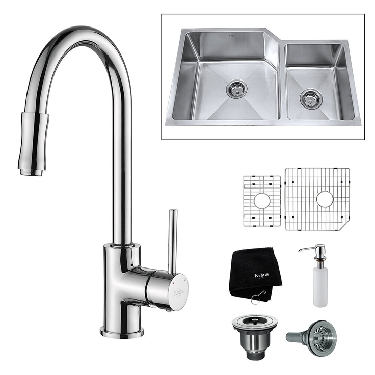 ... Home Pinterest Faucets, Stainless steel sinks and Soap dispen