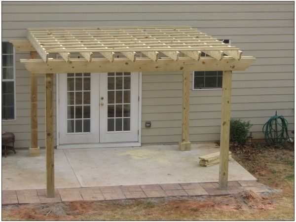Pergola 10 X 10 Idea In 2020 Outdoor Pergola Pergola Plans Pergola Designs