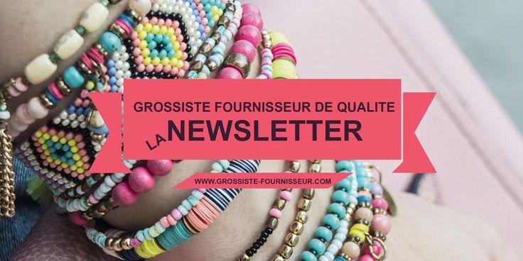 Abonnez-vous à notre newsletter Grossiste fournisseur