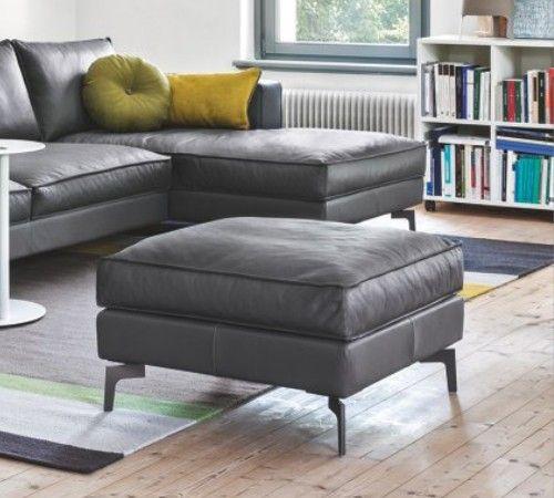 Square Sofa/Ottoman Follower Rug Clips Pillows